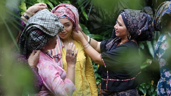 Bangsa Indonesia telah mengenal penutup kepala sejak berabad lampau. Ist/loepy Effendy
