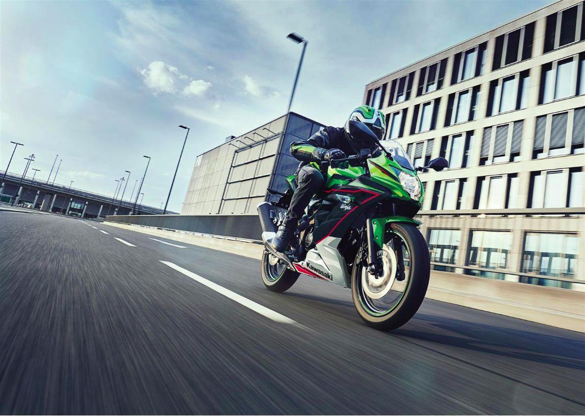 Kawasaki Ninja 125 dan Kawasaki Z125