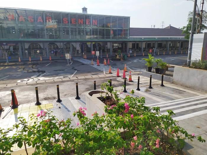 Kawasan Stasiun Senen