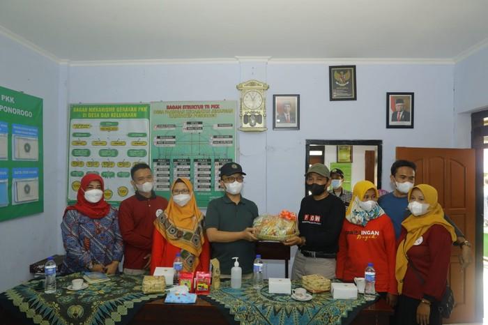 Kemnaker Puji Keberhasilan Program Desmigratif di Ponorogo