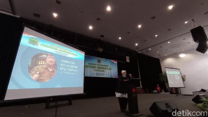 KP3C deklarasi provinsi cirebon raya