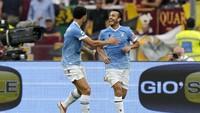 Lazio Vs Roma: Pedro Sukses Balas Dendam ke Mantan