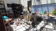 Ledakan Akibat Elpiji Bocor Rusak Sebuah Rumah di Pacitan
