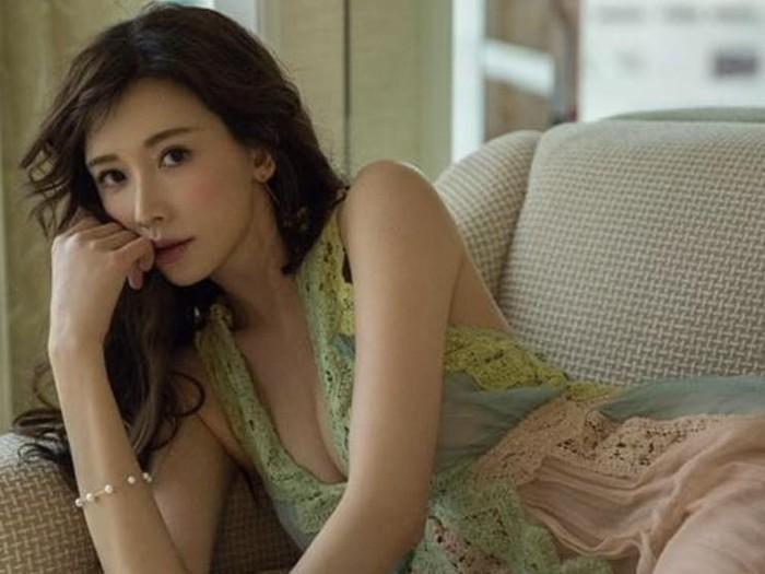 Lin Chi Ling, model dan aktris China
