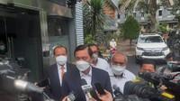 1 Jam Diperiksa Polisi, Luhut Tegaskan Tak Punya Bisnis Tambang di Papua
