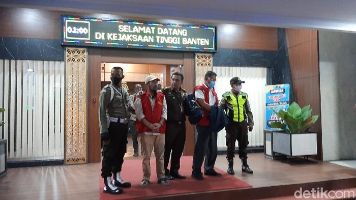 Mantan Sekdis Dindikbud Banten tersangka korupsi uji kelayakan SMA