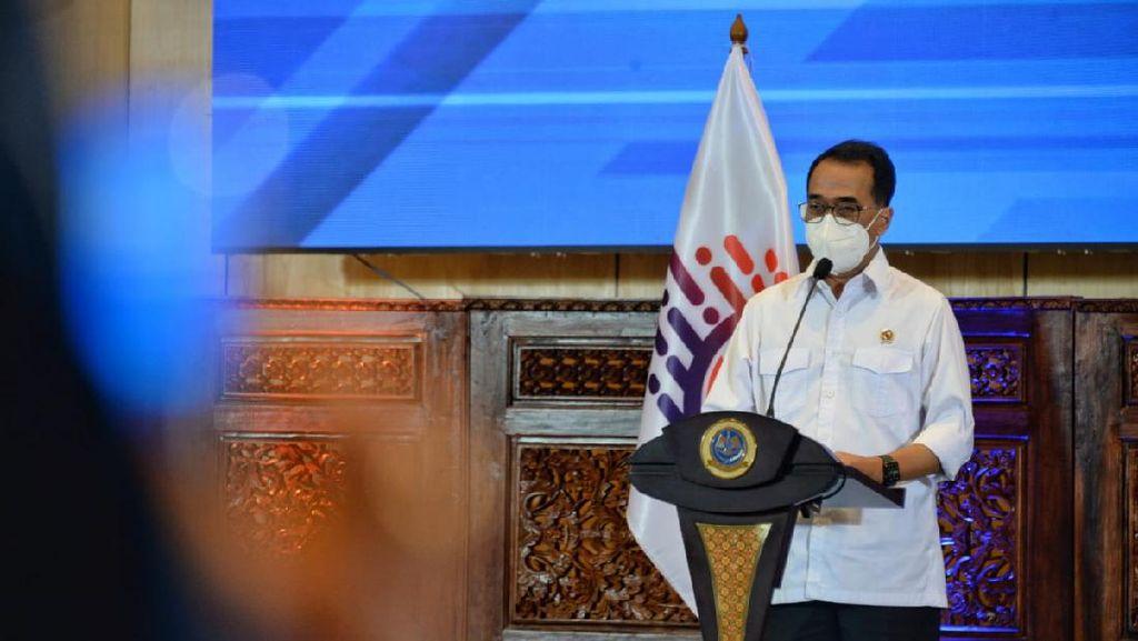 Menhub: Para Insan Transportasi Punya Peran Penting Satukan Indonesia