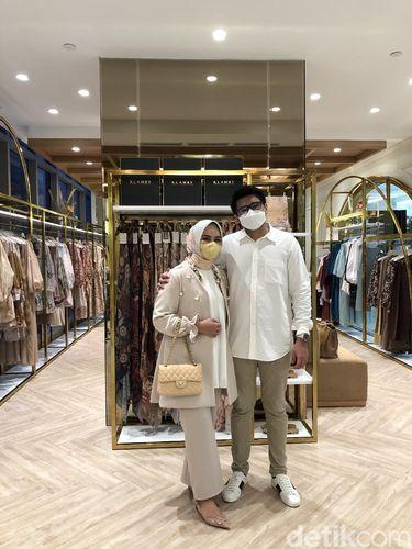 Nadine dan Ridho pemilik Wearing Klamby.