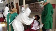Waduh! Ada Guru SD Nggak Pakai Masker di Solo, Akhirnya Siswa Diswab