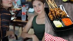 Minuman yang Bikin Tes Antigen Positif Palsu dan Pesona Cantik Penjual Sate Taichan