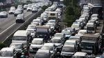 Geliat Kemacetan Jakarta Saat Masih PPKM