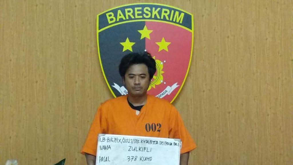 Tipu PNS Puluhan Juta-Janjikan Mobil BMW, Pria di Bali Ditangkap