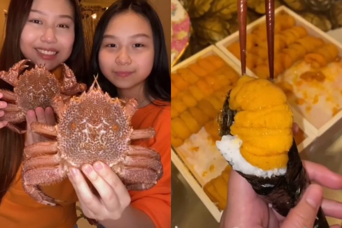 Seafood Mahal Favorit Sisca Kohl