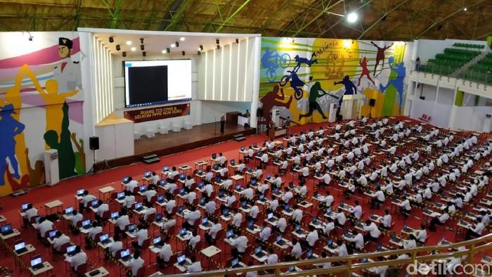Seleksi CPNS di Bandung