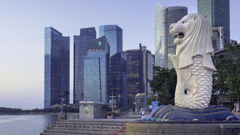 Tambah Pasokan, Singapura Mau Impor Listrik 100 MW dari RI