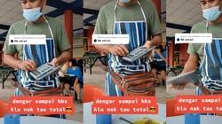 Super Cepat! Pelayan Ini Cuma Butuh 15 Detik Untuk Hitung Bon Makan Pelanggan
