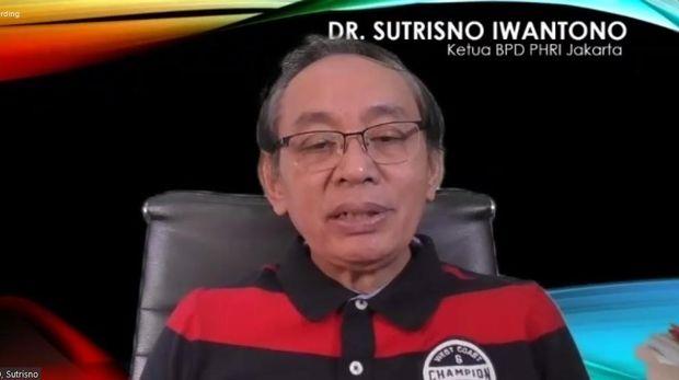 Ketua BPD (Perhimpunan Hotel dan Restoran Indonesia) PHRI Jakarta