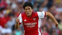 Takehiro Tomiyasu Sugoi Banget di Arsenal!