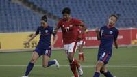 Timnas Indonesia Lolos ke Piala Asia Wanita 2022!