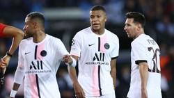 PSG Vs Man City: Guardiola Tak Tahu Bagaimana Hentikan Trio MNM