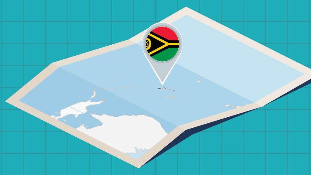 Vanuatu yang Rajin Serang RI soal Papua