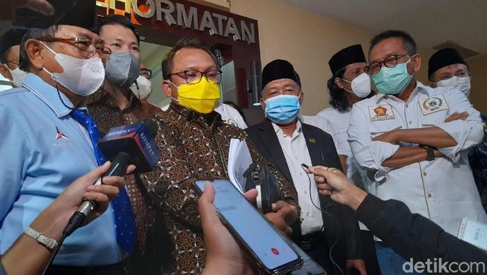 7 Fraksi Resmi Laporkan Prasetio Edi ke BK DPRD DKI.