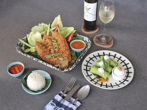Bali Sustainable Food Festival Digelar, Hotel Ini Suguhkan Ikan Kerapu dan Pasta Udang Nikmat