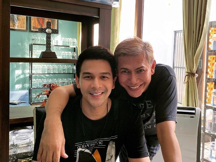 Benny Simanjuntak dan Jonathan Frizzy