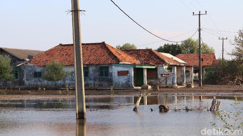 Desa Pantai Bahagia di Muara Gembong, (18/9/2021)