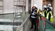 Erick Thohir Cari Hari Baik Pamerkan Relief Sarinah Peninggalan Soekarno