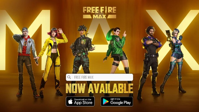 Free Fire MAX resmi rilis, Apa Saja yang Ditawarkan?