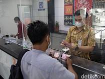 Geliat Aktivitas di BRI Bandar Jaya Lampung Saat Pandemi