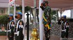 Intip Persiapan TNI-Polri Jelang Upacara Hari Kesaktian Pancasila