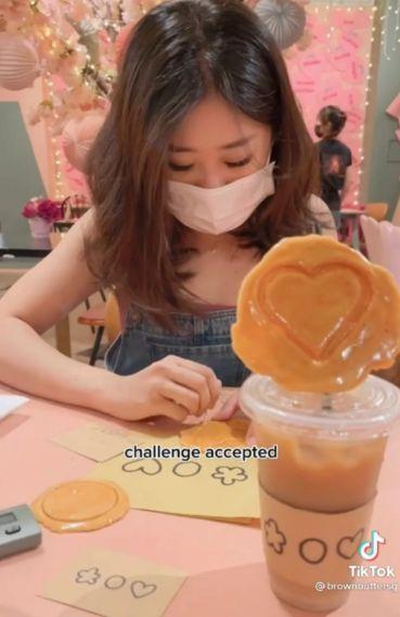Kafe di Singapura Bikin Tantangan Pakai Permainan Mirip Squid Game