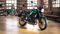 Kawasaki Z650RS, Reinkarnasi Motor Retro dari Tahun 70-an