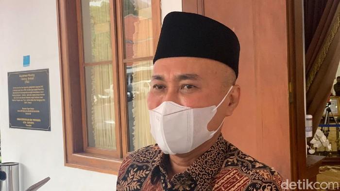 Kepala Dinas Pendidikan Jatim Wahid Wahyudi