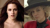 Transformasi Kristen Stewart dari Vampir di Twilight kini Jadi Putri Diana