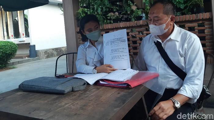 Kuasa hukum pemilik aset objek sitaan KPK sudah laporan ke polisi