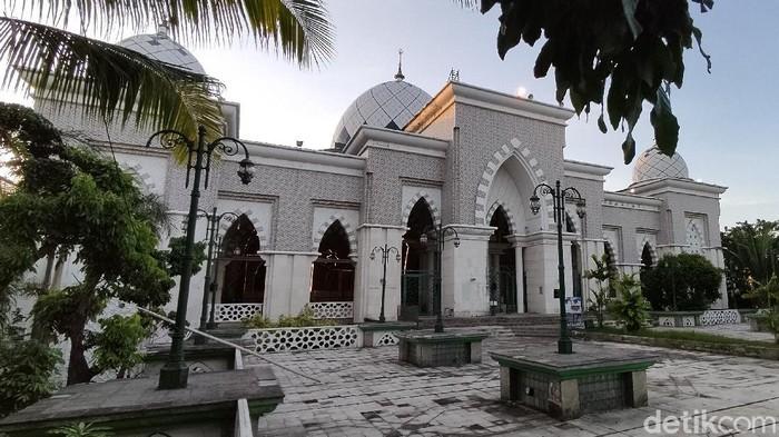 Masjid Raya Makassar. (Hermawan/detikcom)