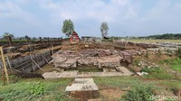Mengulik Temuan Arkeologi di Candi Tribhuwana Tunggadewi