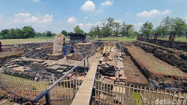 Hasil tiga tahap ekskavasi oleh BPCB Jatim tahun 2018-2020 menemukan bangunan candi seluas 14x14 meter persegi. Hampir seluruh bagian candi ini terbuat dari batu andesit. Tahun ini ekskavasi dilanjutkan mulai 27 September sampai 22 Oktober 2021.