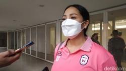 Demi Dukung Raffi Ahamd, Nagita Slavina Belajar soal Sepakbola