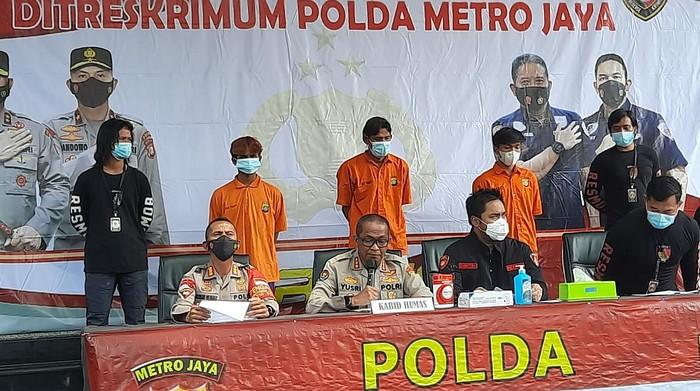 Pelaku pembunuhan pemuda di Teluknaga