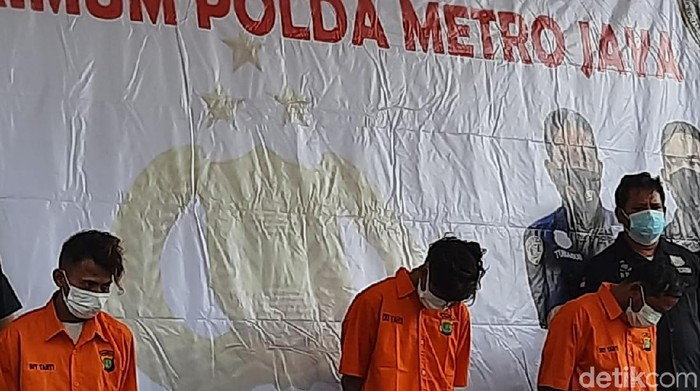 Pelaku penembakan ustaz di Tangerang