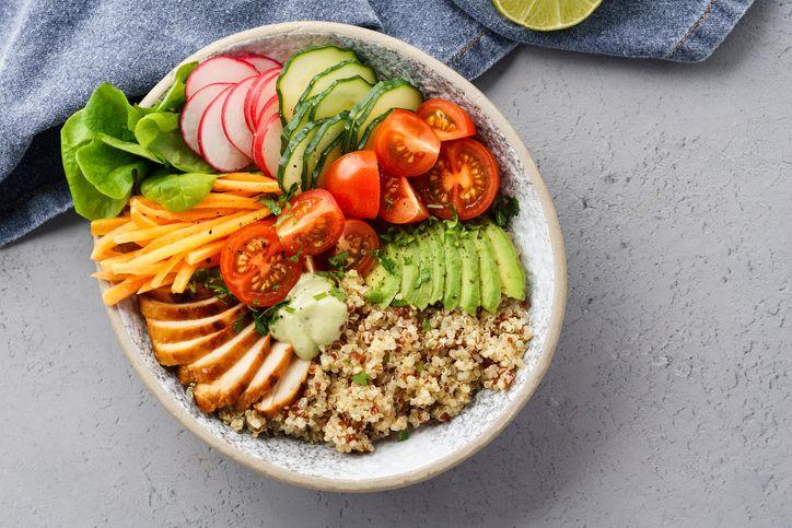 Pola diet Ryujin ITZY yang suka makan sayuran