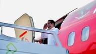 Bertolak ke Riau, Jokowi Akan Tanam Mangrove Bersama Warga