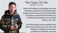 Inspirasi Ramses W Hardjanto Tulis The Game of Life and How to Win It
