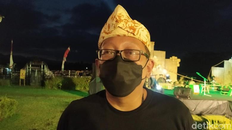 Kepala Disporapar Jateng, Sinung Nugroho Rachmadi