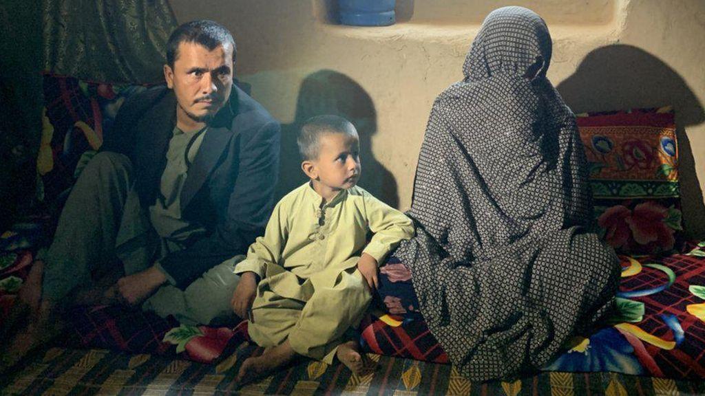 Taliban di Mata Seorang Ibu yang Kehilangan 4 Putranya