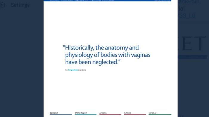 The Lancet mendapat kecaman